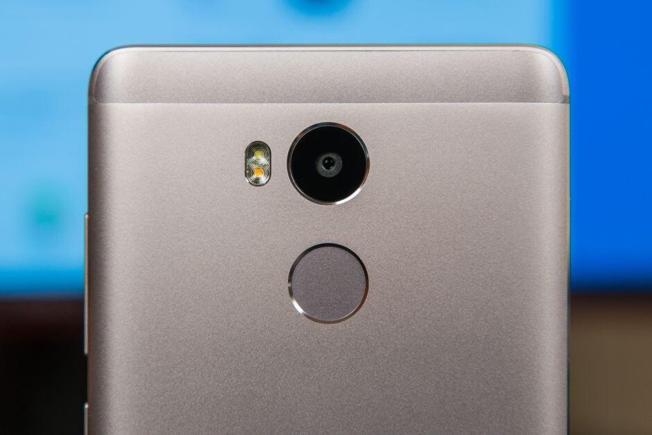основная камера Xiaomi Redmi 4