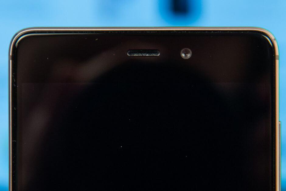 фронтальная камера Xiaomi Redmi 4