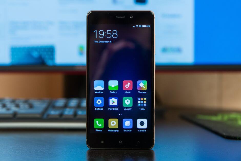 экран Xiaomi Redmi 4