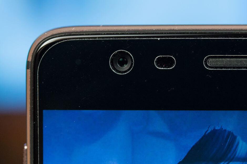 фронтальная камера OnePlus 3T