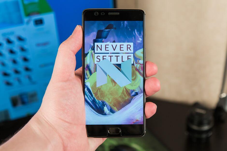 Android 7.0 Nougat для OnePlus 3T