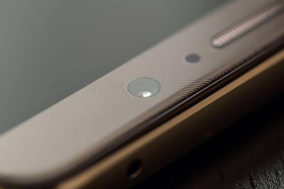 фронтальная камера Huawei Mate 9