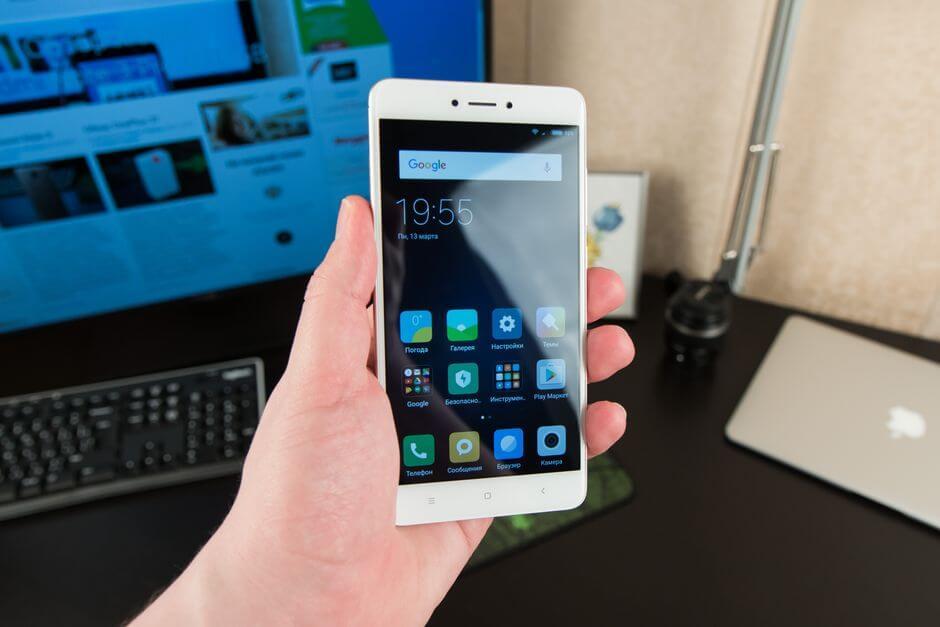 подробный обзор Xiaomi Redmi Note 4X