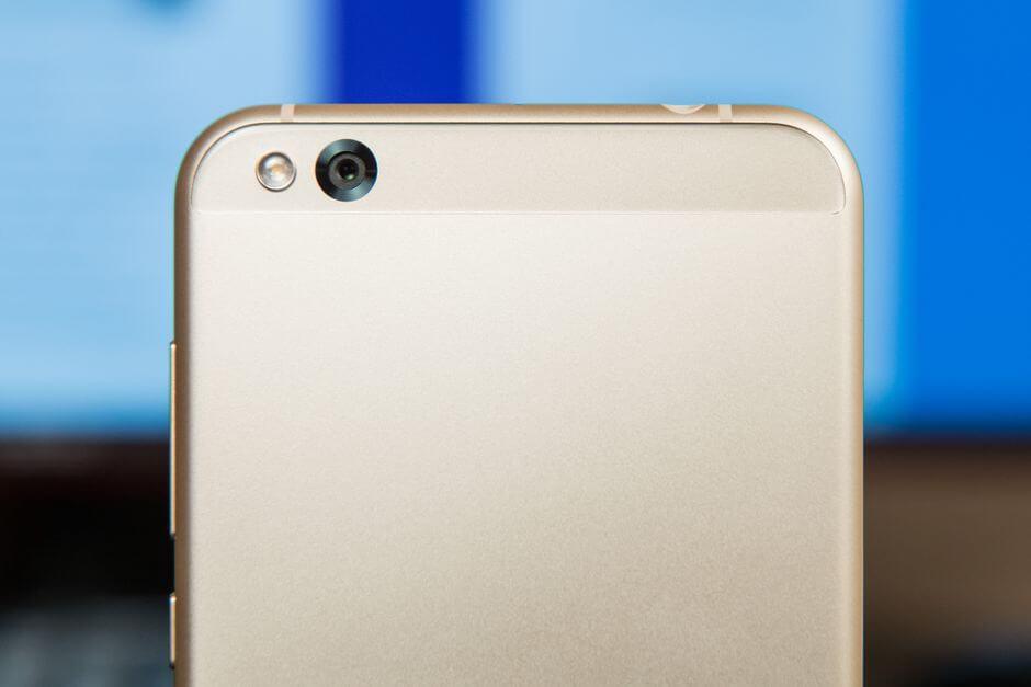 основная камера Xiaomi Mi 5c