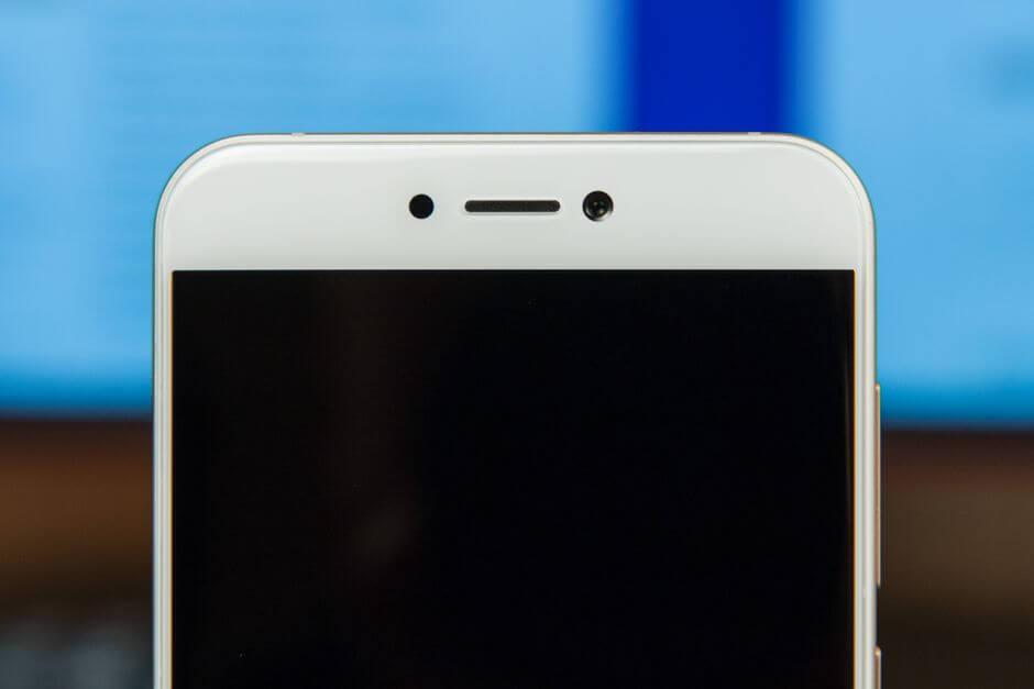 передняя камера Xiaomi Mi 5c