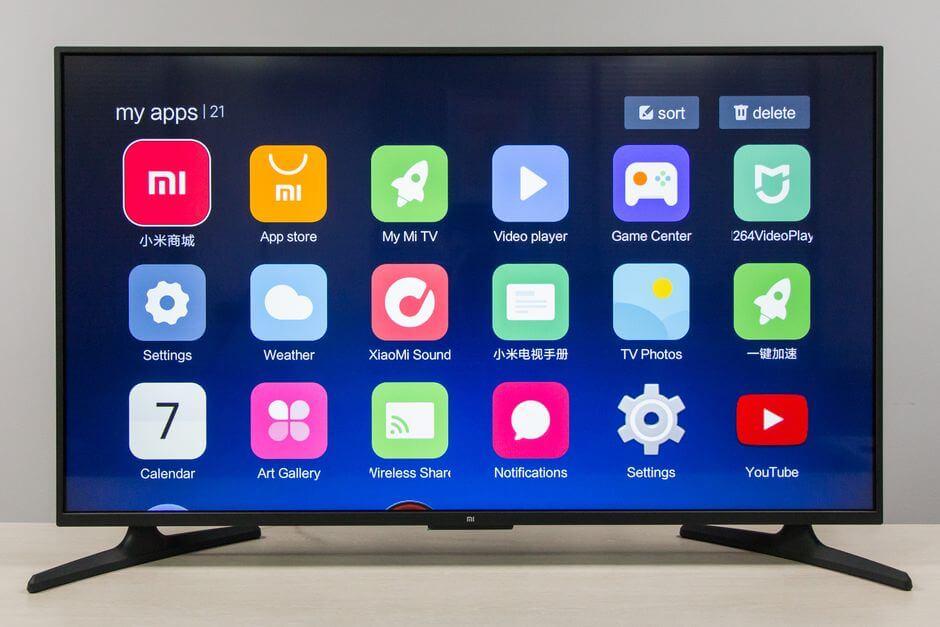 Обзор 4K телевизора Xiaomi Mi TV 4A  (43, 49 и 55 дюймов)