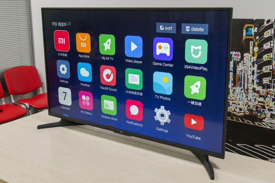 экран Xiaomi Mi TV 4A