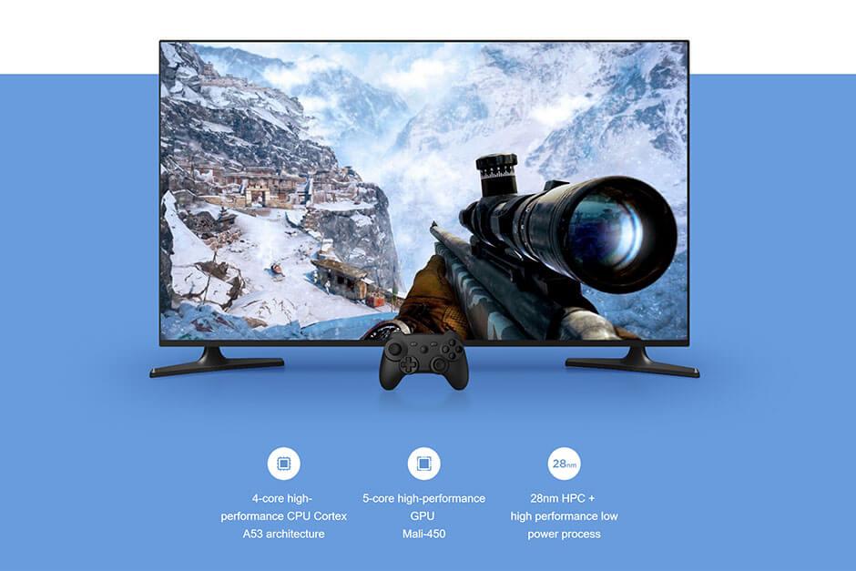 аппаратная платформа Xiaomi Mi TV 4A