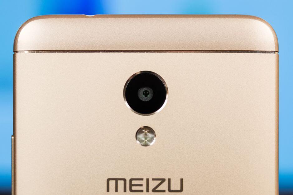 основная камера Meizu M5s