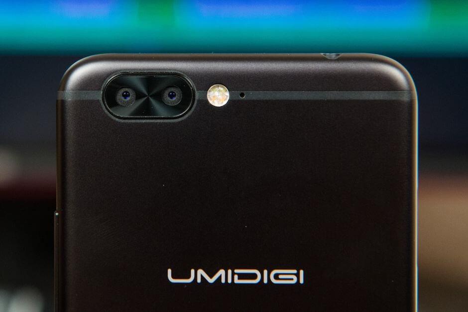 основная камера UMIDIGI Z1 PRO