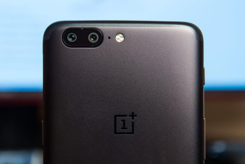 блок основной камеры OnePlus 5