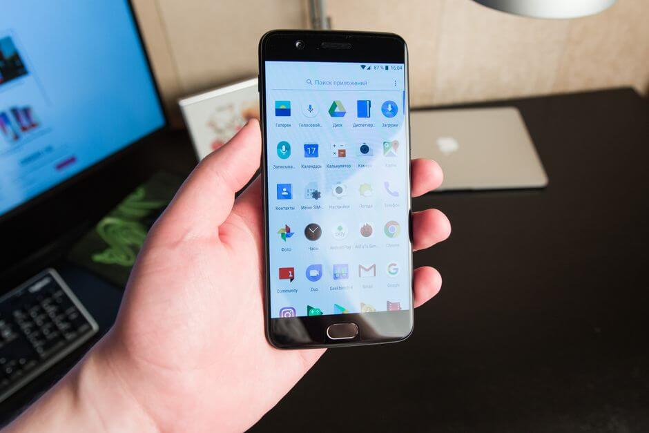 подробный обзор OnePlus 5