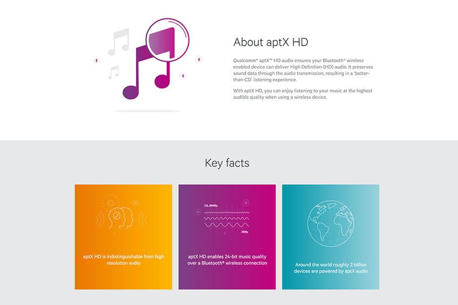 bluetooth 5 в OnePlus 5 поддерживает aptX и aptX HD