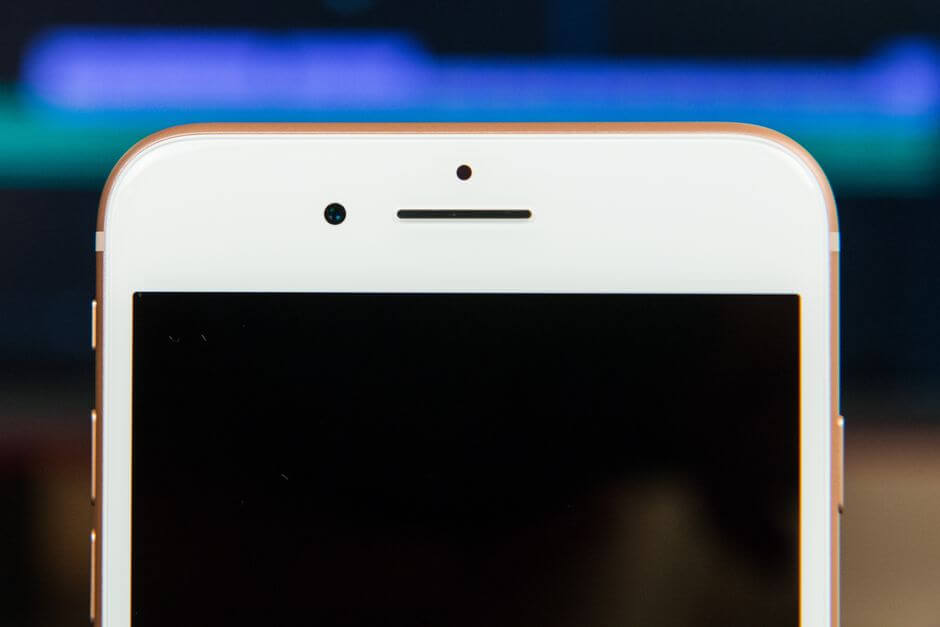 фронтальная камера Apple iPhone 8 Plus