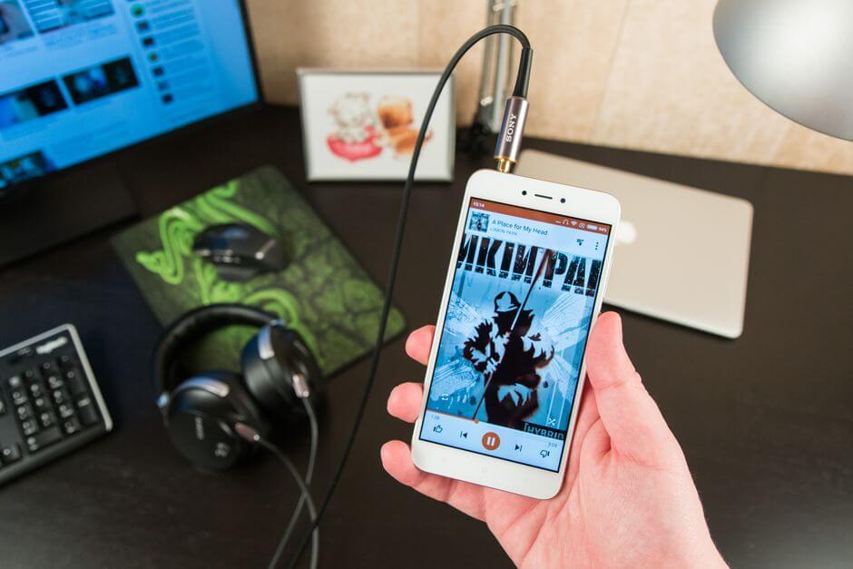 качество звука в наушниках Xiaomi Redmi Note 5A
