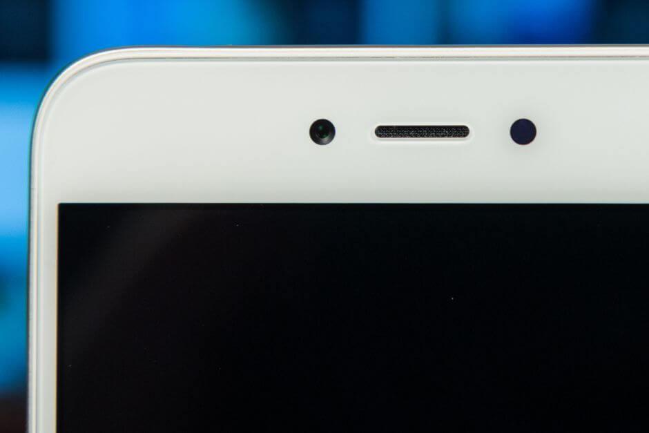 фронтальная камера Xiaomi Redmi Note 5A