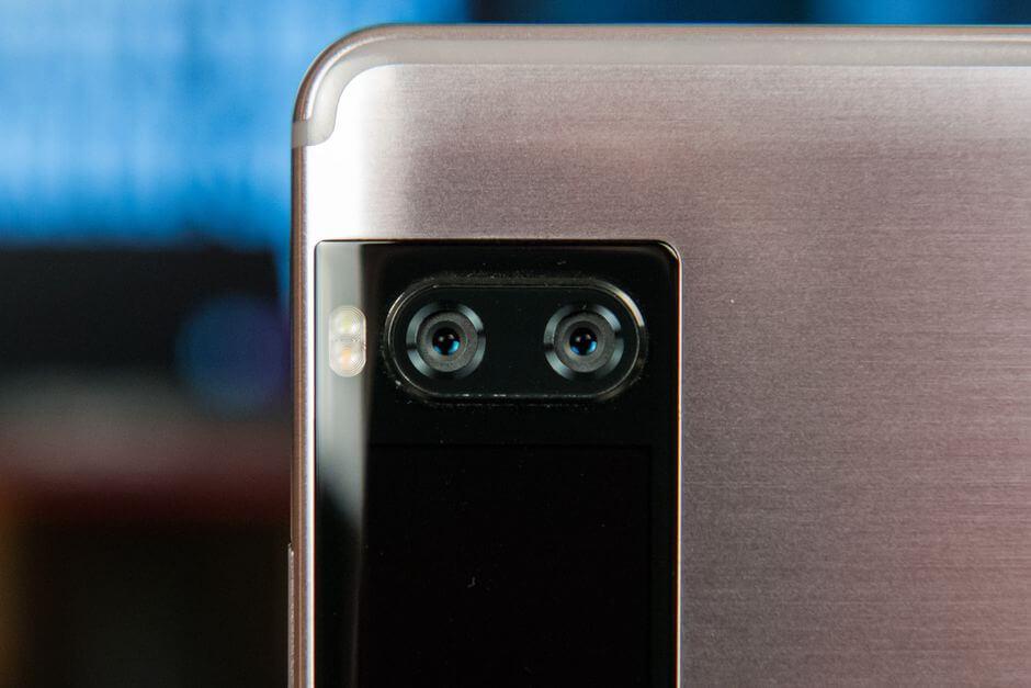 основные камеры в Meizu PRO 7 Plus