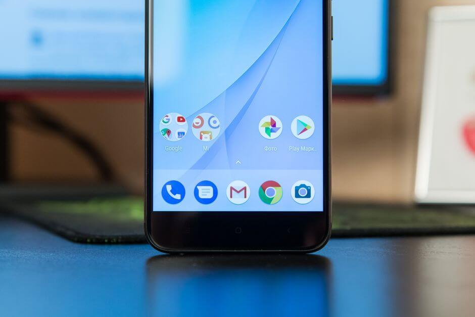 экран Xiaomi Mi A1