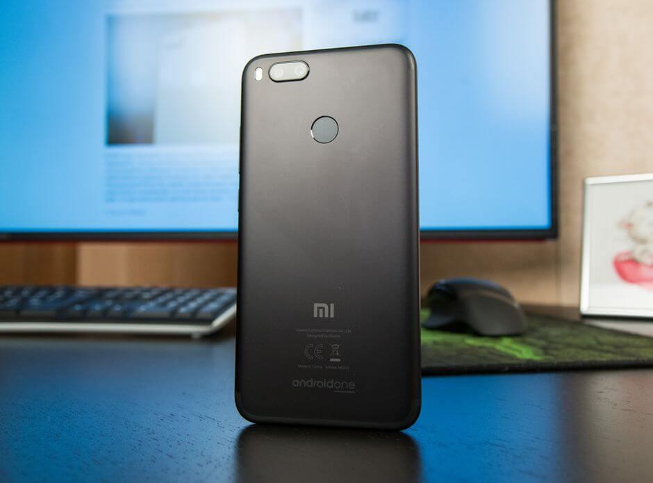 подробный обзор Xiaomi Mi A1