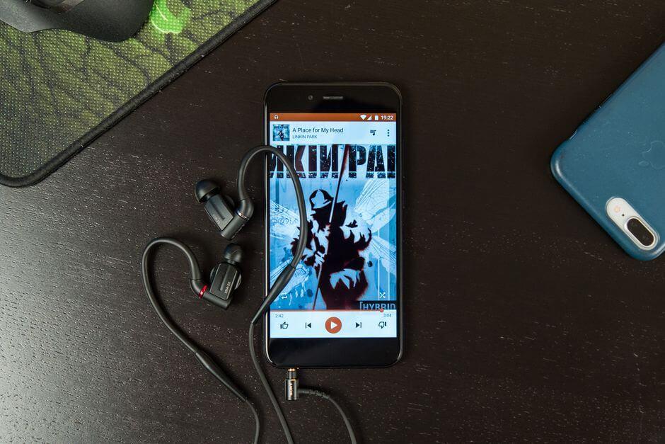 выделенный звуковой чип Xiaomi Mi A1