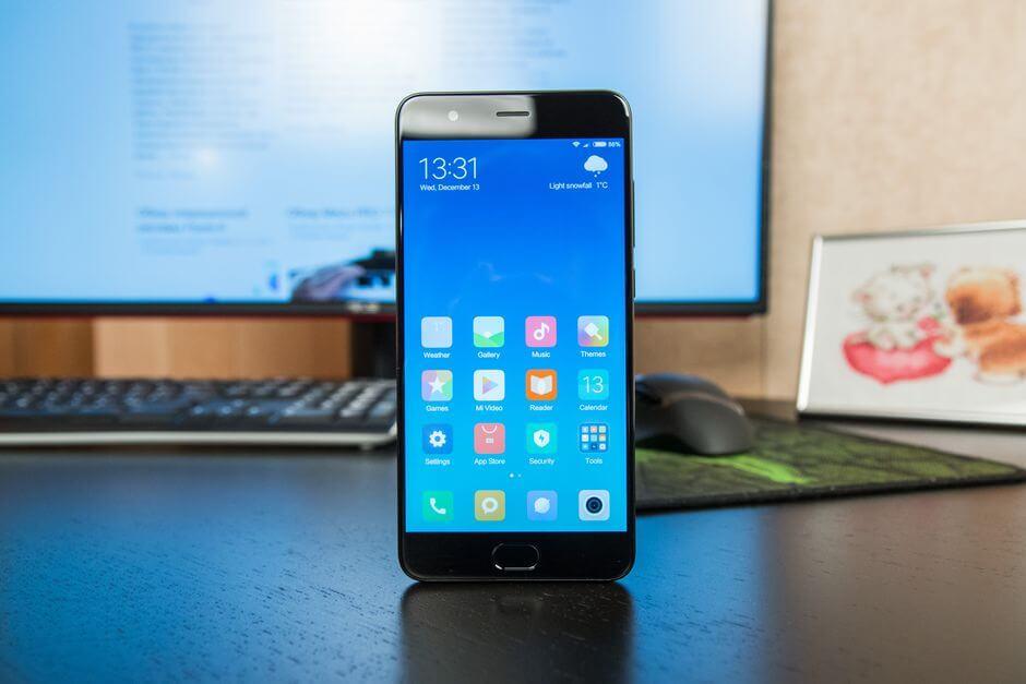 экран Xiaomi Mi Note 3