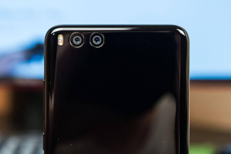 основной блок камер Xiaomi Mi Note 3