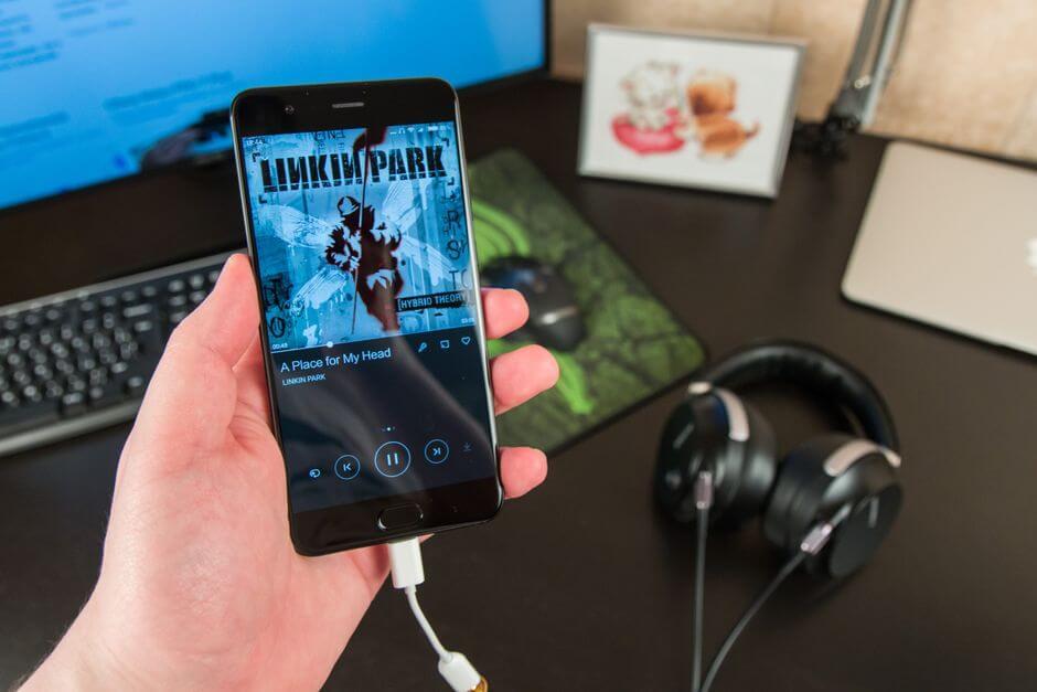 качество звука в наушниках Xiaomi Mi Note 3
