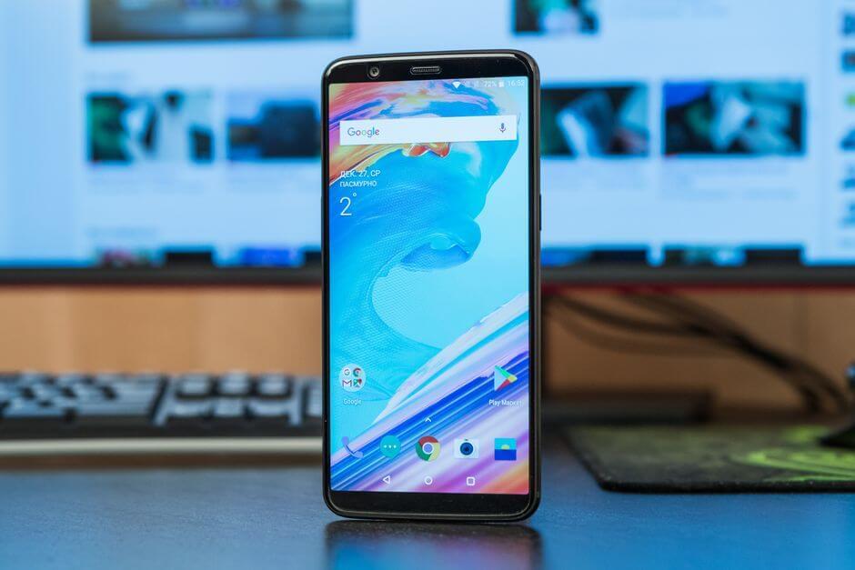 подробный обзор OnePlus 5T