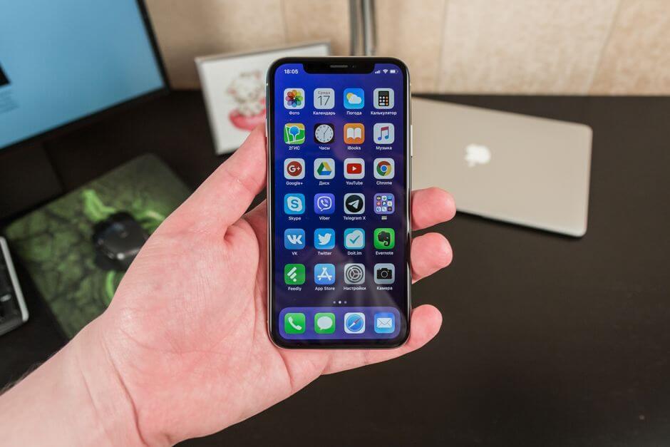 подробный обзор Apple iPhone X
