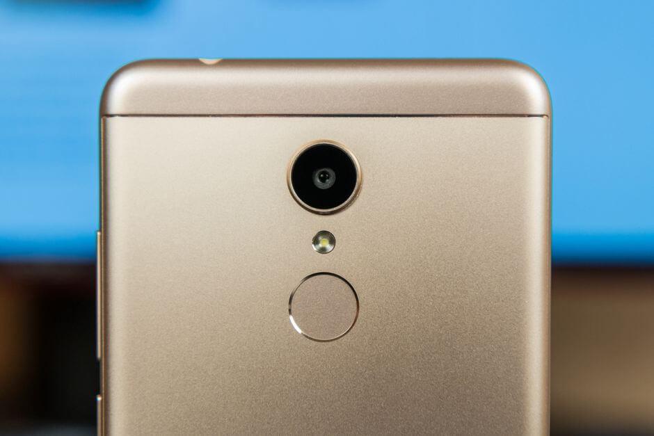 основная камера Xiaomi Redmi 5