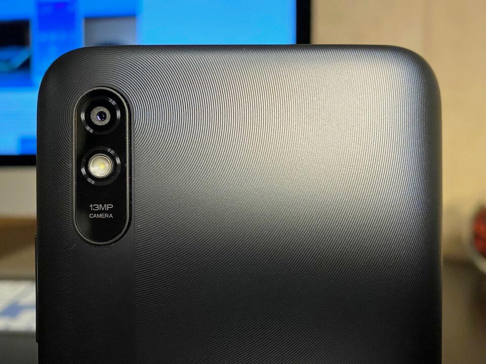 основная камера Xiaomi Redmi 9A