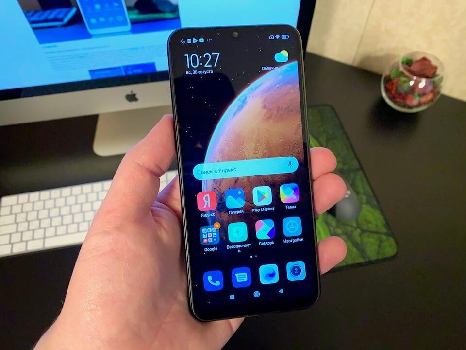 обзор Xiaomi Redmi 9A