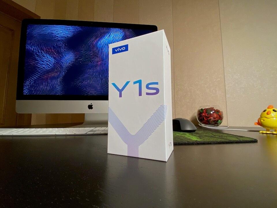 Обзор vivo Y1s
