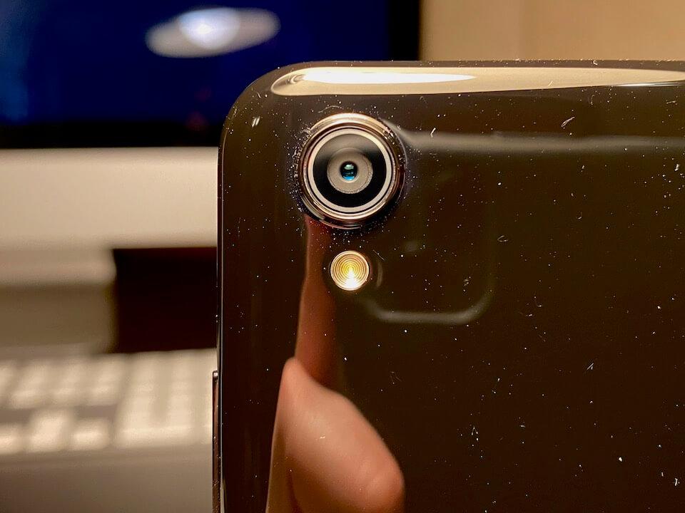основная камера vivo Y1s