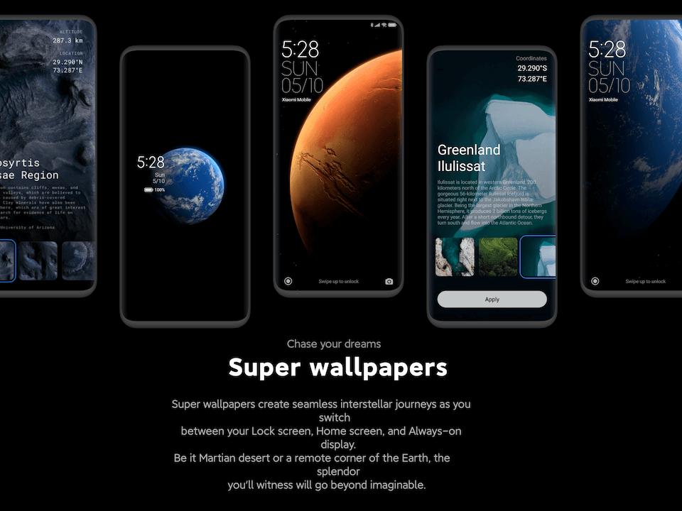 в Xiaomi Redmi 9A нет суперобоев